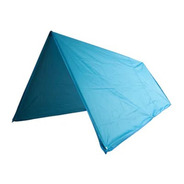 Lona Compacta Fly Azul Camping Leve - Nautika + Nf+ Garantia