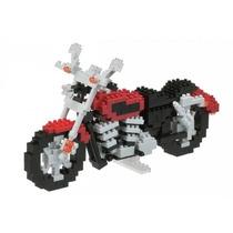 Nanoblock Motocicleta Harley Mini Blocks Ármalo Tú Mismo