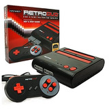 Retro-bit Retro Duo Twin Video Game System Nes And Snes