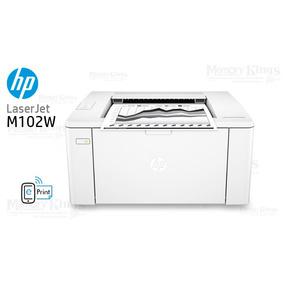 Impresora Hp Laserjet Pro M102w Mono Inalambrica (wi-fi)