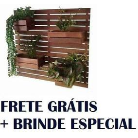 Jardineira Vertical/ Floreira Para Jardim - Frete Grátis
