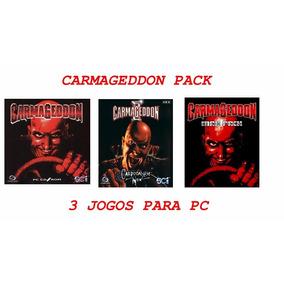 Carmageddon 3 Jogos Pc - Envio Digital Email #frete Grátis#