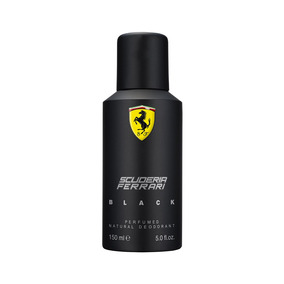 Desodorante Spray Masculino Scuderia Ferrari Black 150ml