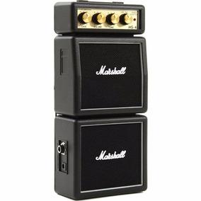 Caixa De Som Amplificador Pequena Portátil Para Guitarra Ms4
