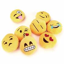 Llavero Emoji Whatsapp Peluche Paquete 20 Pzas Mejor Precio!