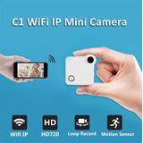 Camara Wi-fi, P2p, Ip, (monitor, Seguridad, Go-pro Y Espia)