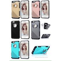 Funda,protector,iphone 6, 6 Plus, 7 Y 7 Plus,uso Rudo Anillo