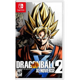 Dragon Ball Xenoverse For Nintendo Switch