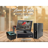 Kit Punto De Venta Con Software - Noah Systems