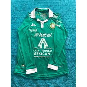 Jersey León Libertadores 2014 Original - Talla Grande