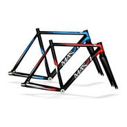Cuadro Mazzi Street Bicicleta Pista Fixed - Racer Bikes