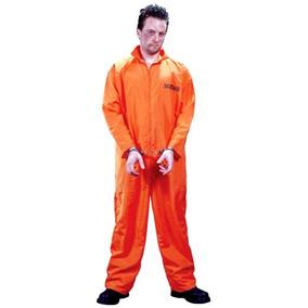Mens Fun World Men Disfraces Tiene Penitenciario Busted, Or