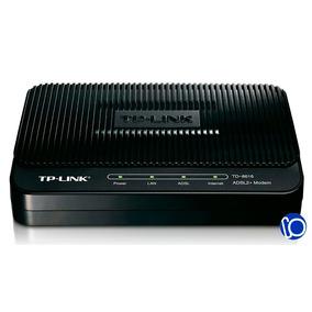 Modem Tp-link Td-8616 Internet Banda Ancha Adsl2+ Rj45 Lan