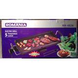 Plancha Parrilla Electrica Romania