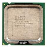 Intel Celeron D Ghz 533mhz 256kb Socket 775 Cpu W285