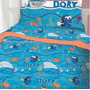Sabanas Buscando A Dory Nemo 1 Y 1/2 Plaza Disney Piñata
