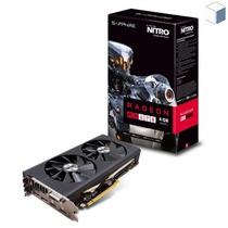Placa De Video Sapphire Radeon Rx 470 4gb Nitro+