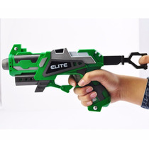 Lançador Dardos Nerf Incrivel Hulk Huck Pistola Arma Atira