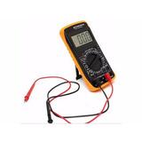 Tester Multitester Multimetro Digital Lcd Dt9205a Promoferta