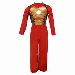 Disfraz Para Niño De Iron Man Original Ruz