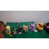 Peluche Pokemon Eevee Evolutions