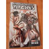 Manga Atack Of Titans Ataque Los Titanes Latino Tomos 11-20