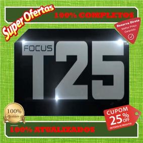 Focus T25+ Atualizações E Brindes