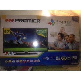 Tv Televisor Smart Tv 42 Marca Premier Nuevo