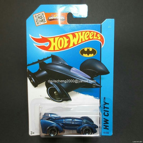 Hot Wheels Hw City Batman Live! Batmobile