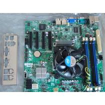 Kit Supermicro X9scm-f + Intel Xeon E3-1220 V2 3.1ghz