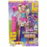 Muñeca Barbie - Video Game Hero - Original Mattel - Divina!!
