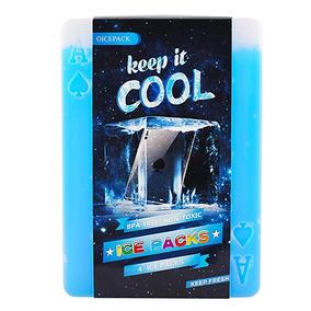 Oicepack Bolsas De Hielo Con Poker Ace Spade Diseño (juego D