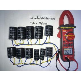 Amperimetro Para Banco De Capacitores 100mil Microfaradios