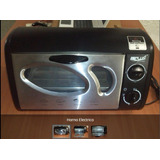 Horno Electrico Tostador Ml Plus De 8 Litros