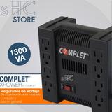 Regulador Complet Xpower 1300 (8 Contactos/1300va-600w)