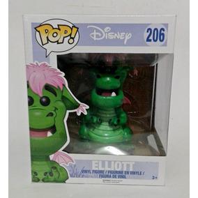 Elliott Funko Pop Mi Amigo El Dragon 206 , 6 Pulgadas