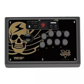 Controle Mad Catz Street Fighter Arcade Fightstick Tes+ Ps4