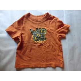 Camisa Para Niño Marca Circo Talla 18 Meses