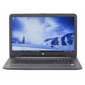 Notebook 7ª Hp I7-7500u Tela 17.3 8gb Ram Hd 1 Tb Windows 10
