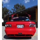 Aleron Lip Spoiler Bmw Bora Jetta A4 A3 A2 Tsuru Audi Corsa