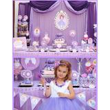 Kit Completo Imprimible Princesa Sofia