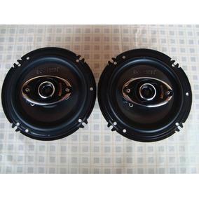 Auto Falante Porta 6 Polegadas Booster 800 Watts Par