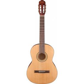 Guitarra Acústica Clásica Fender Fc-1 Cuerdas De Nylon
