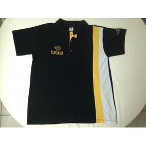 Camisa Polo Hinode Bordada - Hnd - Modelo Baby Look Listrada. 2 cores. R   28 99 81a8c70c34668