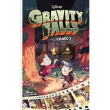 Libro Gravity Falls Comic 1 De Disney