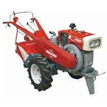 Micro Trator Tipo Tobatta 15 Hp Diesel Com Enxada Rotativa