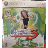 Dance Dance Revolution Universe 3 Con Dance Mat - Xbox 360