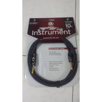 Cable Instrumiento D Addario 6mt Planet Waves Button Switch
