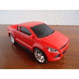 1:24 Pickup S-10 Vermelha Semi Nova.........