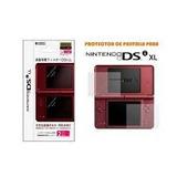 Kit 2en1 Lamina Protector Pantalla Nintendo Dsi Xl Antiraya